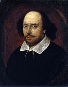 William Shakespeare Chandos Portrait