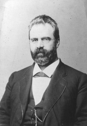 William Steinway - Photograph of Steinway