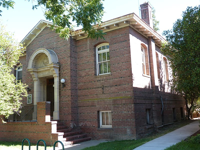 Willits (CA) United States  city photo : Willits Carnegie Library Willits California Wikimedia ...