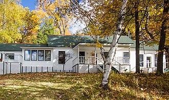 Ernest Hemingway Cottage - Image: Windemere Lakeside 2