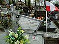 Witkowo Cemetery, Wielkopolskie Uprising tomb (Franciszek Liberkowski).jpg