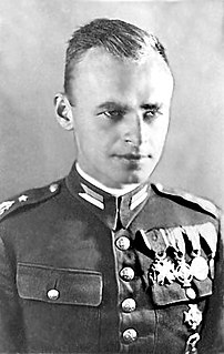 Witold Pilecki, Polish hero of Home Army