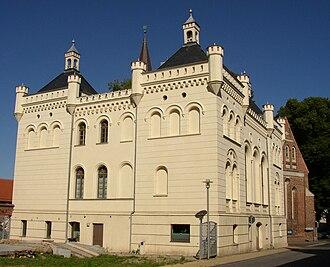 Wittenburg - Town hall of Wittenburg