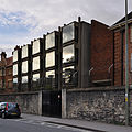 Wolfson building, Somerville College, Oxford in 2010.jpg