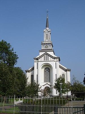 Wolphaartsdijk - The Nicolauskerk