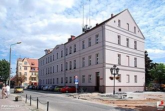 Wolsztyn - Town hall