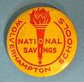 Wolverhampton National Savings badge.jpg