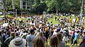 Womens March Auckland 2017 Myers Park.jpg