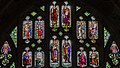 Worcester Cathedral, Cloisters stained glass (36783234993).jpg