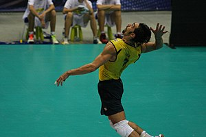 FIVB Volleyball World League - Image: World League Semifinals (5921250377)