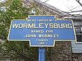 Wormleysburg, PA Keystone Marker.jpg