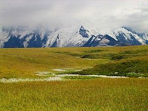 Alaska National Interest Lands Conservation Act - Wrangell - St Elias National Park and Preserve