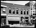 Wrecked IWW union hall, July 18, 1913 (MOHAI 6105).jpg