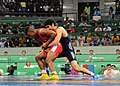 Wrestling at the 2015 European Games 3.jpg