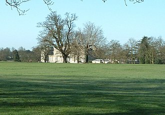 Gosford Park - Wrotham Park, where outdoor and the ground floor scenes for Gosford Park were shot