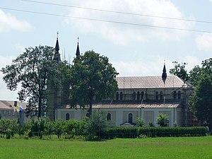 Wysokie Mazowieckie - Saint John the Baptist Church