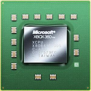 Xenon (processor) - Image: XCPU Zephyr
