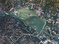 Yellow River Dam, Henan Province China - Planet Labs satellite image.jpg