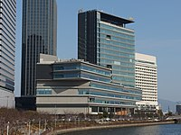 Yomiuri Telecasting Corporation headquarters in 201901.jpg