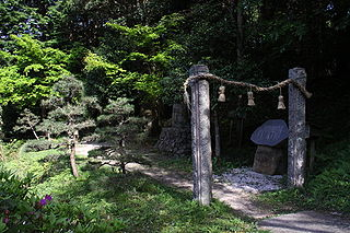 Place described in Shintoism as an underworld where the dead go