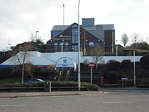Yorkgate railway station - Yorkgate station in 2009