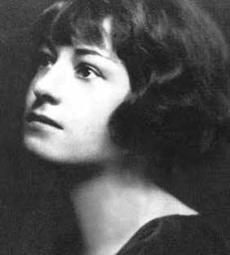 Dorothy Parker - Image: Young Dorothy Parker