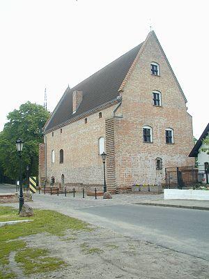 Catherine Opalińska - Image: Zamek sierakow