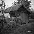 Zapuščen čebelnjak, Sp. Trebelno 1951.jpg