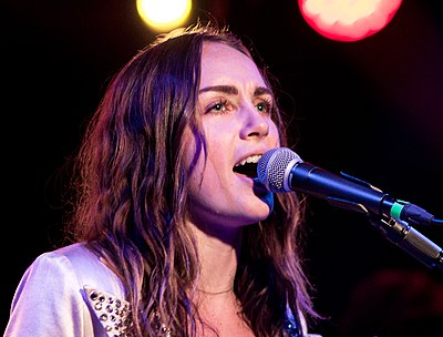 Picture of a band or musician: Zella Day