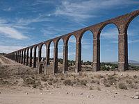 Zempoala Aqueduct, Acueducto del Padre Tembleque, Tepeyahualco Aqueduct 2.jpg