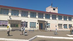 Zhashkiv, bus station.jpg