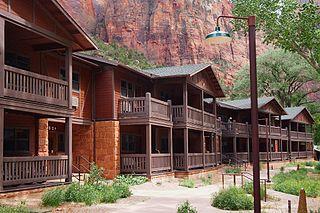 Zion Lodge trip planner