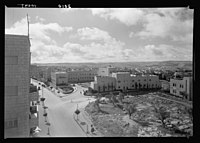 Zionist Executive Bld. (i.e., Building) on King George Ave. LOC matpc.22438.jpg