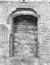 zuid muur, doorgang in oost travee - diepenveen - 20057131 - rce