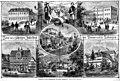 Zum 400jährigen Jubelfest der Universität Tübingen, Holzstich 1877.JPG