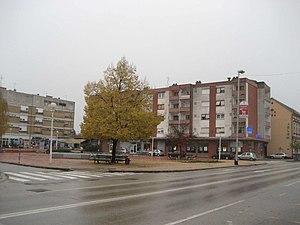 D55 road (Croatia) - Županja, on the D55 route