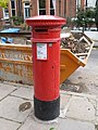 """Anonymous"" (Victorian) postbox, Vale of Health, NW3 - geograph.org.uk - 1071132.jpg"