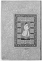 """Portrait of Zamana Beg, Mahabat Khan"", Folio from the Shah Jahan Album MET 219246.jpg"