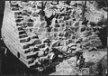 """Rack in masonry, north side of notch. (Oblique end view.)"" - NARA - 294397.tif"