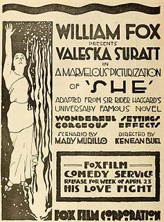 <i>She</i> (1917 film)