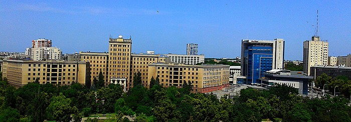 (43) PANORAMIC VIEW ON CENTRAL DISTRICT IN CITY OF KHARKIV STATE OF UKRAINE PHOTOGRAPH BY VIKTOR O LEDENYOV 20160621.jpg