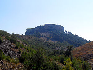 Çandır Castle - Image: Çandır castle, Mersin Province, Turkey