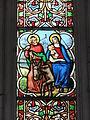 Étréaupont (Aisne) église Saint-Martin, vitrail 12.JPG