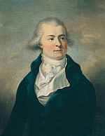 Prince Lobkowitz: portrait by August Friedrich Oelenhainz (Source: Wikimedia)