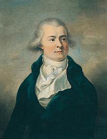 Franz Joseph Maximilian von Lobkowitz auf einem Ölgemälde von August Friedrich Oelenhainz (Quelle: Wikimedia)