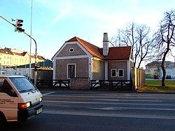 České Budějovice, Mánesova, Muzeum koněspřežky.JPG