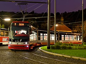 Image illustrative de l'article Tramway de Prague