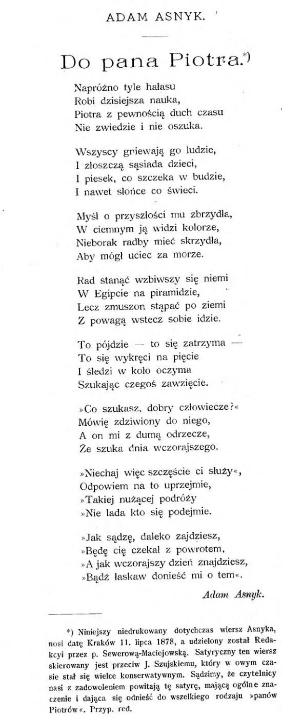 Stronażycie Tygodnik Rok I 1897 Wybórdjvu86