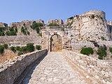 Είσοδος κάστρου Μεθώνης 1628.jpg
