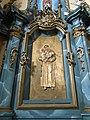 Ікона святого Антонія, костел Небовзяття, Бучач, 12-01-2020.jpg
